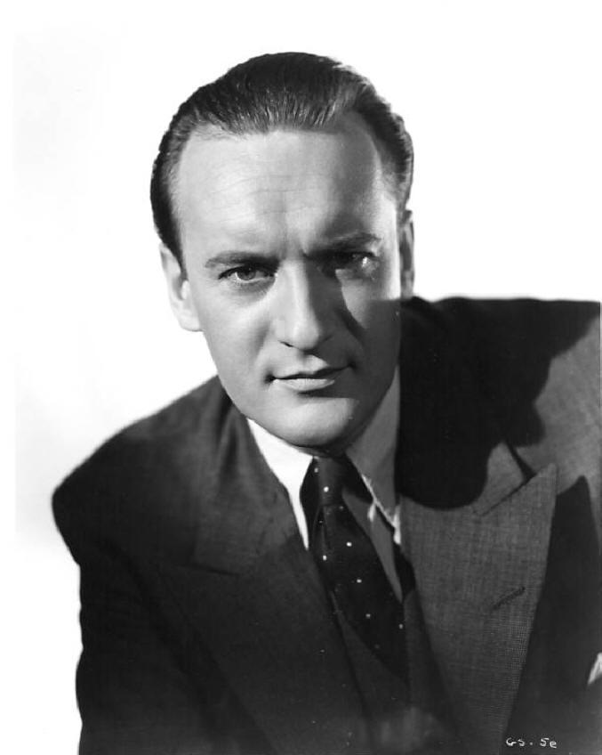 george sanders actor